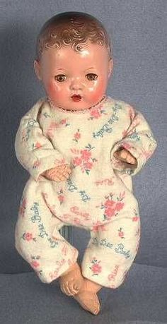 images of dydee baby doll | Effanbee - Dy-Dee Baby, 1935-1942