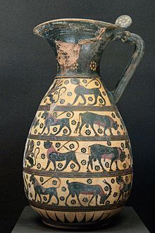 Cerámica griega - Wikipedia, la enciclopedia libre