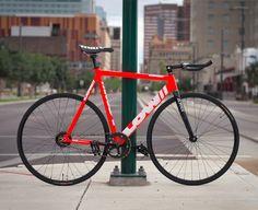 Cool fixed gear bike