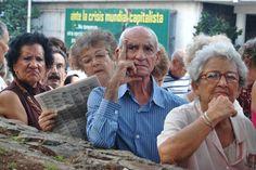 A medida que la población cubana envejece, el sistema de salud es llevado al…