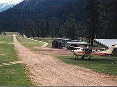 Idaho back-country flying. Kit Planes, Bush Plane, Private Pilot, Aeroplanes, Pista, Idaho, Aviation, Aircraft, Mountain