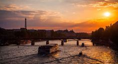Beautiful Video of Paris France : The Good Life France