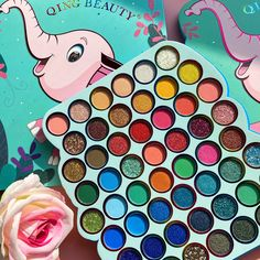 The elephant palette has all the sweet treats you need🤤😍guess what animal comes NEXT!😊⁠