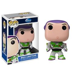 Buzz Lightyear pop vinyl from the Disney movie Toy Story. Brought to you by Pop in a box, the UK Funko Pop! Disney Pop, Disney Pixar, Disney Stuff, Walt Disney, Funk Pop, Funko Pop Toy Story, Funko Pop Toys, Funko Pop Vinyl, Pop Figurine