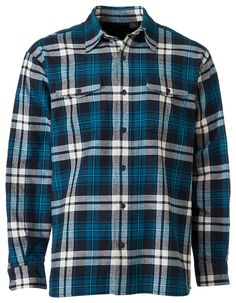 Flannel shirts for men bass pro shop and flannel shirts for Redhead bear creek flannel shirt