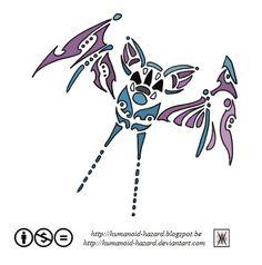 041 Nosferapti by Humanoid-Hazard on deviantART