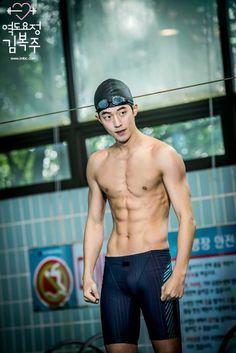 [behind the scenes] Joon Hyung (Nam Joo Hyuk) wonder of the world! Nam Joo Hyuk Abs, Jong Hyuk, Joo Joo, Asian Actors, Korean Actors, Nam Joo Hyuk Wallpaper, Nam Joo Hyuk Lockscreen, Joon Hyung, Park Bogum