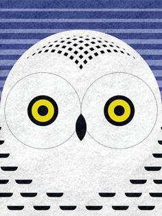 scott partridge - art o mat - snowy owl Owl Art, Bird Art, Art O Mat, Owl Rocks, World Birds, Owl Illustration, Paper Owls, Owl Family, Owls