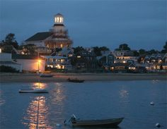 Harbor of Provincetown, Mass. One of my favorite vacations and my favorite state besides Alabama (and Northern CA).
