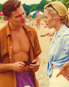 leonardo dicaprio. revolutionary road. just watched this today!