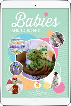 Ravelry: The Pattern Pack   October 2016   Babies and Toddlers - patterns