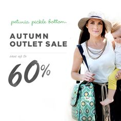 Petunia Pickle Bottom diaper bags - Autumn Outlet Sale! Save up to 60%, plus enjoy $5 flat rate shipping in the contiguous U.S. www.petuniaoutlet.com