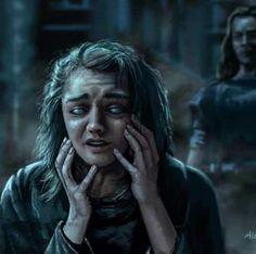 Arya fan art
