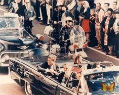 John Kennedy minutos antes de ser executado