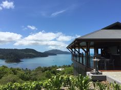 Head to One Tree Hill on Hamilton Island and watch the spectacular sunset over the Whitsunday Islands. Last Holiday, Hamilton Island, One Tree Hill, Luxury Accommodation, Gazebo, Things To Do, Outdoor Structures, Sunset, Islands