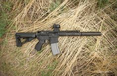 Noveske Rifleworks SBR 300 Blk with Silencerco Suppression.Find our speedloader now!  http://www.amazon.com/shops/raeind