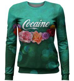 Cocaine sweater, Mr. GUGU & Miss GO
