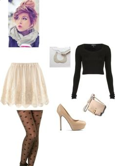 Acacias mall outfit (for story) by wynbon  liked on Polyvore