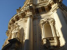 """""""Chiesa di San Matteo"""" Lecce Puglia Italia (Luglio)"""