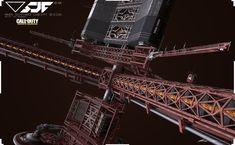 ArtStation - Call of Duty Infinite Warfare Concept Art, Gus Mendonça