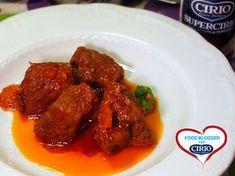 #Spezzatino nella #pentola a pressione || #Cirio, gusta la nostra #ricetta. #recipes #tomato #recipe #italianrecipe