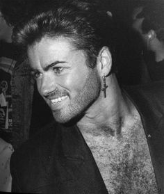 George Michael - Faith tour. USA, 1988 by Whamerica, via Flickr