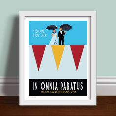 In Omnia Paratus Gilmore Girls Art Print by OperationPumpkin