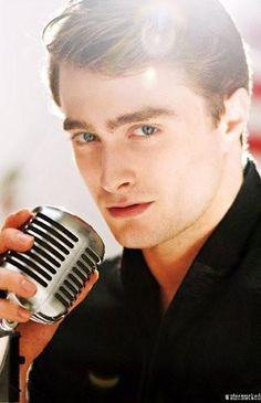 Daniel Radcliffe Poster Standup 4inx6in
