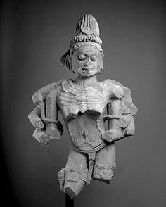 Chamunda, the Horrific Destroyer of Evil, India, 10th-11th century