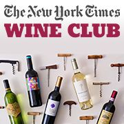 $45 wine credit for my friends! Check out New York Times Wine Club for handcrafted wines from around the world delivered to you. Use code NYT45 for your first Club shipment. http://mybuzzlink.com/bee/offer.htm?aId=1498&cIval=30&tt!pID=3424&tt!bD=3851560_1&overrideLanding=aHR0cDovL3d3dy5ueXR3aW5lY2x1Yi5jb20vIVJUMkY1ZkpnbDlvUWFkQmxqbzB1VkEhL0NsdWI%2FdHQhcElEPTM0MjQmdHQhYkQ9Mzg1MTU2MF8x