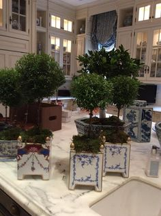 How a single picture started topiary-mania.... - The Enchanted Home