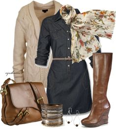 """Classic Autumn"" by cynthia335 on Polyvore"