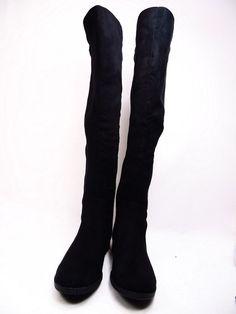 0736216dc46 Liz Claiborne Paige Womens Knee High Fashion Boots Black Size 5 M   LizClaiborne  FashionKneeHigh