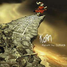 Korn - follow the leader (edition limitee)