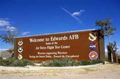Edwards AFB, Ca.  1993-2000 When we first moved here we lived in a house a few doors down from where Chuck Yeager once lived.