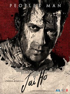 Here is the first look poster of Salman Khan starrer 'Jai ho' sketched by Salman himself. more @ http://www.moviescut.com/jai-ho-first-look-poster-of-salman-khan/