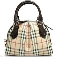 Burberry handbags, cute but unreasonably expensive