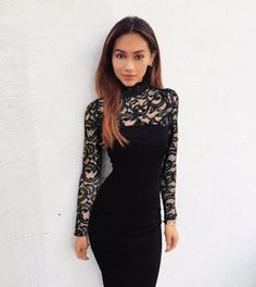 Browse online for the discounted high quality cheap clothes for women including party dresses, formal dresses and summer/casual dresses. Shop now! Midi Dresses Uk, Evening Dresses, Casual Summer Dresses, Lace Sleeves, Boutique Dresses, Clothes For Women, Dress Lace, Campaign, Black