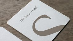 The Swan Hotel - Gareth Procter Graphic Design