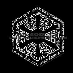 Sith Code in Aurebesh by Lawrichai on deviantART
