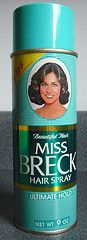 * Miss Breck Hair Spray Can ~ by Gregg Koenig *