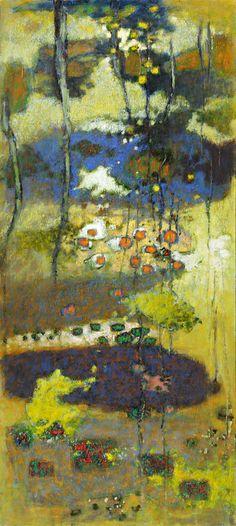 Stream of Dreams | oil on canvas rick steven