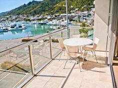 Picton Picton Waterfront Apartments New Zealand, Pacific Ocean and Australia