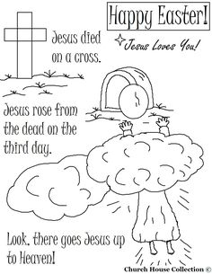 Jesus Easter Resurrection Coloring Pages.jpg 1,019×1,319 pixels