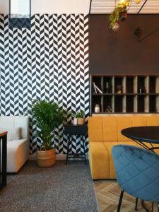 Caffe & Wine Slobozia - amenajare cafenea - Roomzia - Design Interior Online Interiors Online, Contemporary, Modern, Tropical, Wine, Interior Design, Home Decor, Nest Design, Trendy Tree