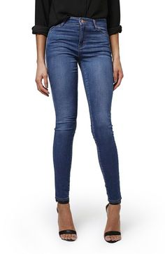 Topshop 'Leigh' Ankle Skinny Jeans available at #Nordstrom