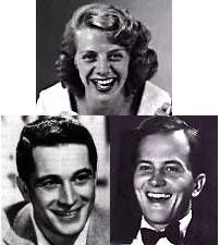 Rosemary Clooney, Perry Como and Pat Boone Pat Boone, Rosemary Clooney, Perry Como, Celebs, Celebrities, Artistic Photography, Music Bands, White Christmas, Old Hollywood