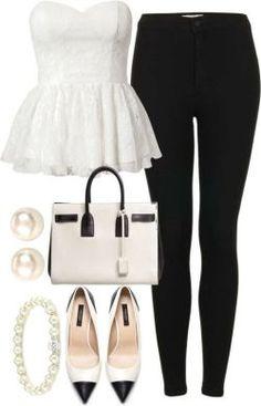 Ariana Grande inspirado equipar O Fashion: vestido lindo pêlo preto roupas de verão adolescente moda ...