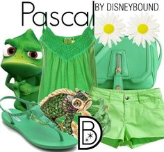 Pascal by DisneyBound