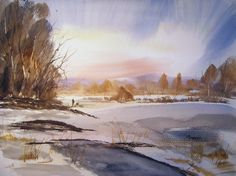 ron ranson watercolor - Bing Images